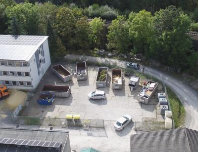 Bild: Wertstoffhof Elbingerode